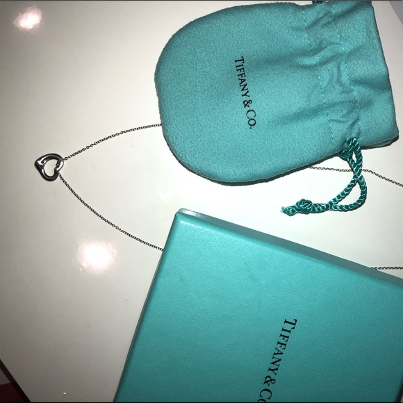 Tiffany & Co. Jewelry - Tiffany & Co. Heart necklace